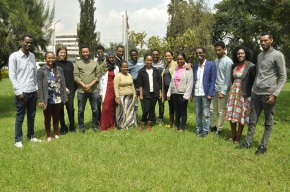 Empowering researchers to undertake gender responsive agricultural research in Ethiopia