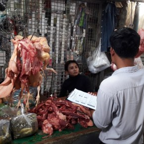 Cambodia's Safe Food, Fair Food project addresses major food safetyissues